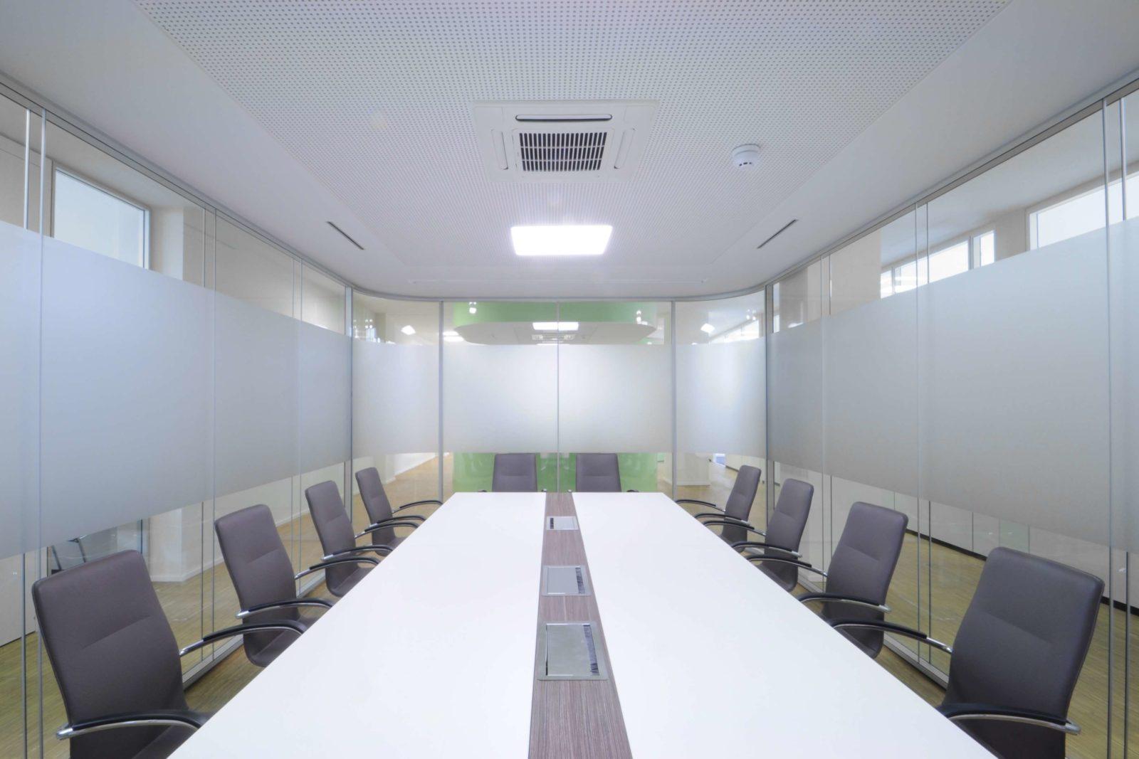 Labor- und Geschäftsräume DBI-gut Leipzig - Konferenzbox