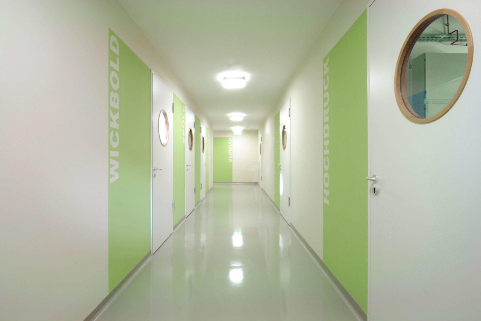 Labor- und Geschäftsräume DBI-gut Leipzig - Laborbereich