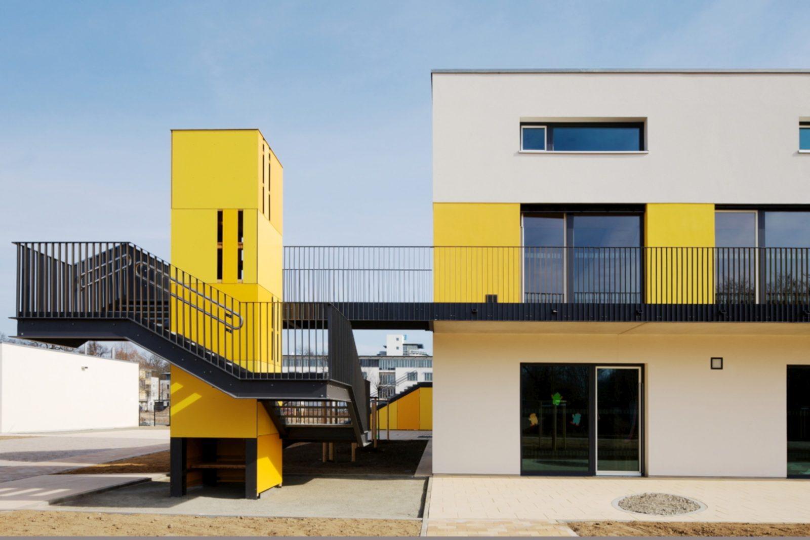 kita_Goyastrasse-Außentreppe