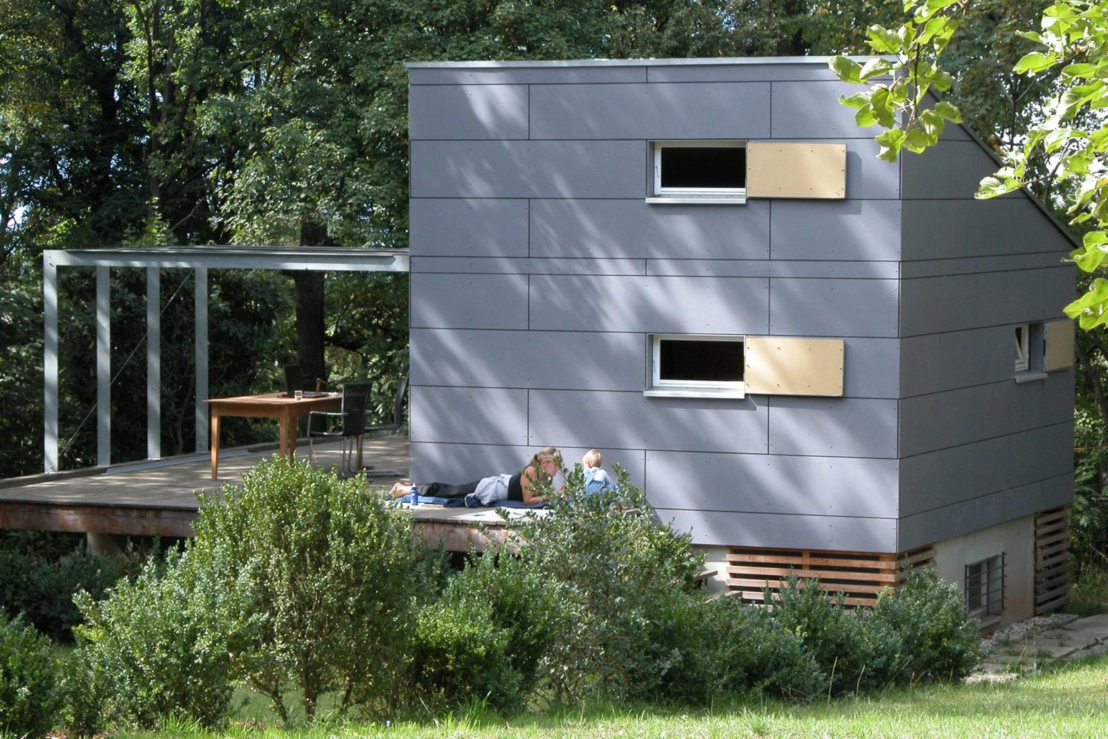 Wochenendhütte in Zwickau