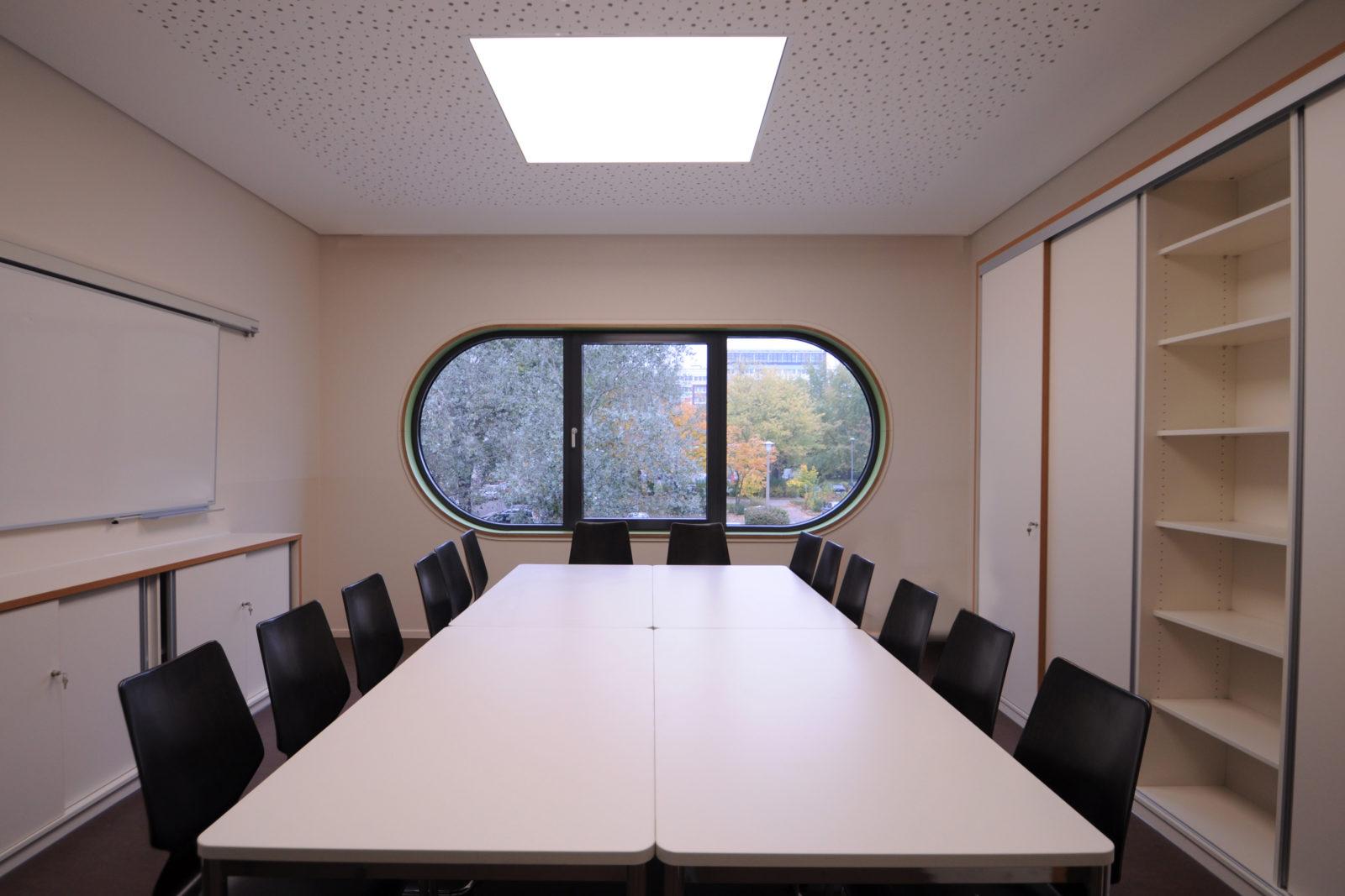 Umbau Werner-Vogel-Schule Leipzig, Lößnig - Lehrerzimmer