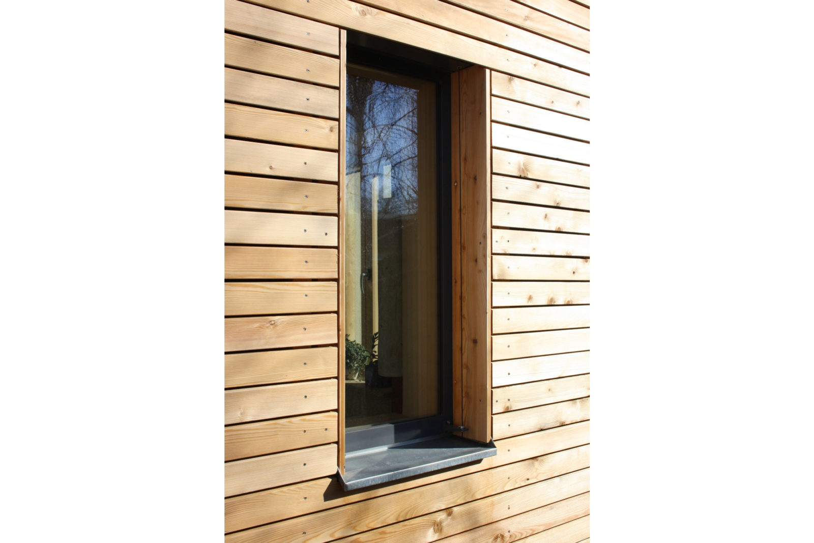 Sanierung Haus Friedrich Naunhof - Fensterdetail