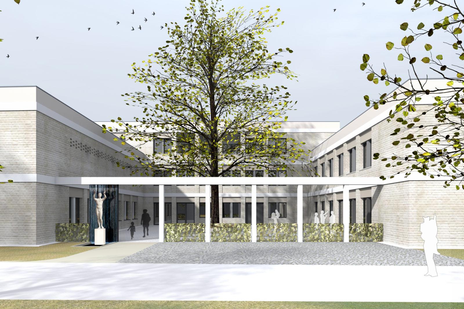 Begegnungszentrum Zuversicht Berlin Perspektive